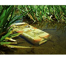 Air, Water & Land Pollution Photographic Print