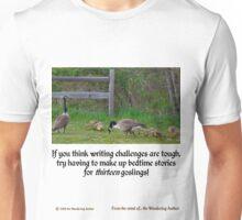 Bedtime Stories for 13 Goslings... Unisex T-Shirt