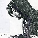A Man Reading by Kashmere1646
