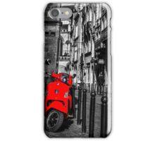 Vespa City Life iPhone Case/Skin