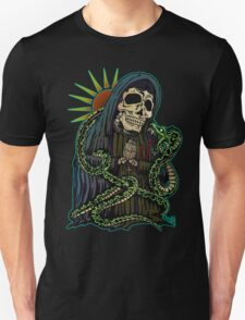 Madonna with snake Unisex T-Shirt
