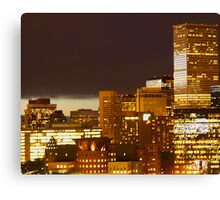 Downtown Denver, Colorado Canvas Print