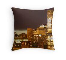 Downtown Denver, Colorado Throw Pillow