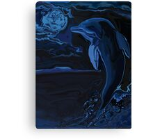 Lonely Tonight Canvas Print