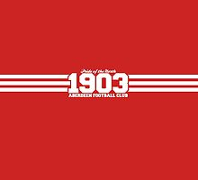 Aberdeen FC 1903 by conormacleay