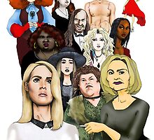 Witches Of Coven by Dan Paul  Roberts