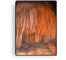 """Bouquet,     """"Caverns Series""""       Photographer A. Frances Canvas Print"""