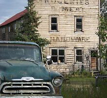 The Old Hardware Store by Amber Carter