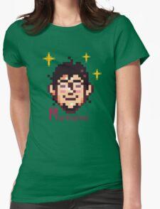 Pixel Markiplier Womens Fitted T-Shirt