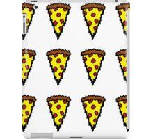 Pixel Pizza Repeat Pattern iPad Case/Skin