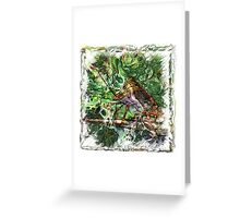 The Atlas Of Dreams - Color Plate 152 Greeting Card