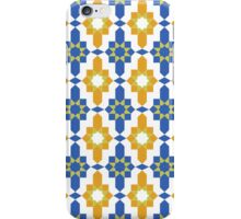Moroccan wall pattern 3 iPhone Case/Skin