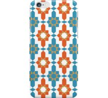 Moroccan wall pattern 6 iPhone Case/Skin