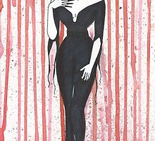 My Bloody Vampira by RogueART