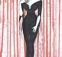 My Bloody Vampira by RogueART