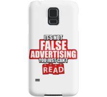 Not Always Right Samsung Galaxy Case/Skin