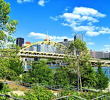 View Of Pittsburgh by Lyndsay81