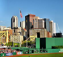 Pittsburgh From PNC Park by Lyndsay81