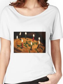 Low Light Cake Women's Relaxed Fit T-Shirt