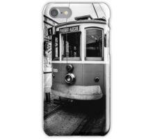 The No.1 Tram in Porto iPhone Case/Skin
