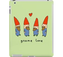 Gnome Love iPad Case/Skin