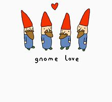 Gnome Love Mens V-Neck T-Shirt