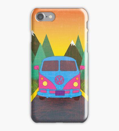 Das Auto iPhone Case/Skin