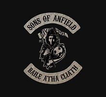 Sons of Anfield - Baile Atha Cliath (Dublin) Unisex T-Shirt