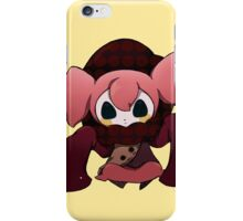 Witch Charlotte iPhone Case/Skin