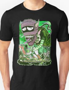 Skater MUM 3 Unisex T-Shirt