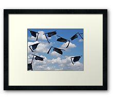 The Sky's The Limit Framed Print