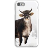 I Don't Like Snow iPhone Case/Skin
