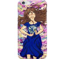 World of color w/o ribbon iPhone Case/Skin
