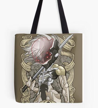 Raiden - MGS4 Tote Bag