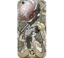 Raiden - MGS4 iPhone Case/Skin