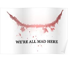 The Joker: We're All Mad Here Poster