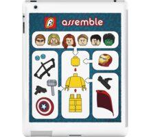 LEGO Avengers Assemble iPad Case/Skin