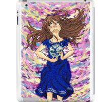 World of color w/ ribbon iPad Case/Skin