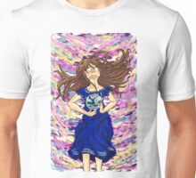 World of color w/ ribbon Unisex T-Shirt