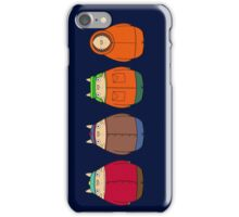 South Park's Neighbors iPhone Case/Skin