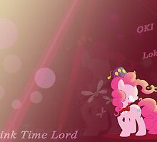 Pink Time Lord by iberbronies