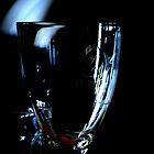 A glass without wine by lumiwa