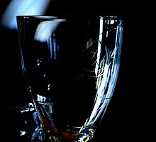 A glass without wine by lumiwa