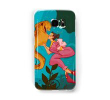 A Girl and her Eel Samsung Galaxy Case/Skin