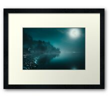 It´s a virus Framed Print