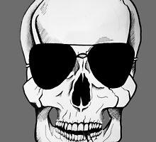 Funky Frank skull by Chauza
