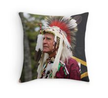Hilo 1st Anual Pow Wow Throw Pillow