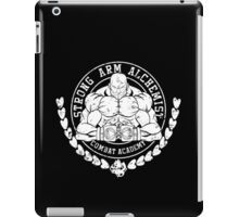 Armstrongs' Combat Alchemy Academy iPad Case/Skin