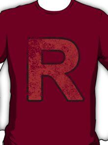 Team Rocket Vintage T-Shirt