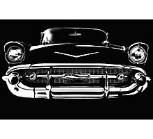 57 Chevy Photographic Print